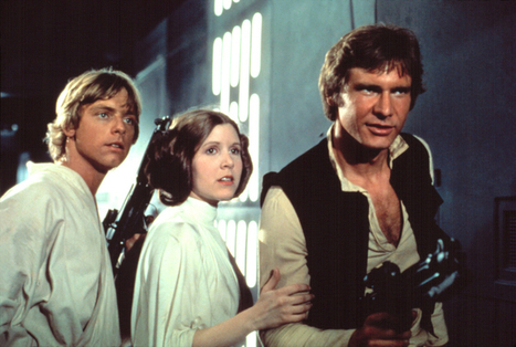 "The Crazy History of ""Star Wars"" | Vloasis humor | Scoop.it"