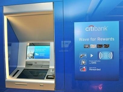 Citibank : le GAB sait tout faire | Banking The Future | Scoop.it