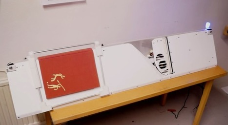 Linear Book Scanner Does it with Arduino | Raspberry Pi | Scoop.it