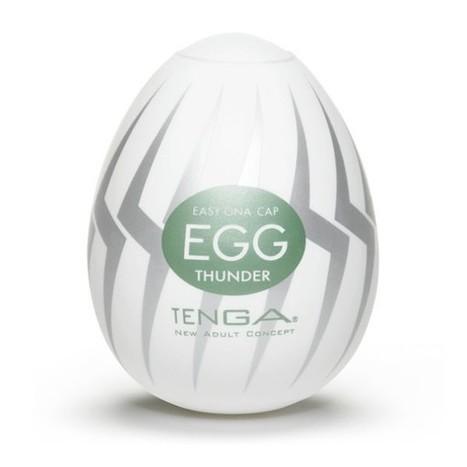 Tenga Egg Thunder ovetto masturbatore   Scopri le novità e i nuovi Sex Toy di Design e Alta Qualità   Scoop.it