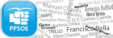 Listado de imputados por corrupción en PP y PSOE para las próximas elecciones   GC CAT NEWS   Scoop.it