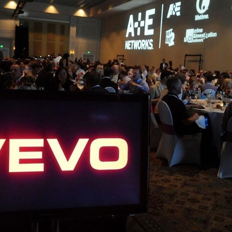 Report: Vevo is Coming to Apple TV and Samsung's Smart TV | MUSIC:ENTER | Scoop.it
