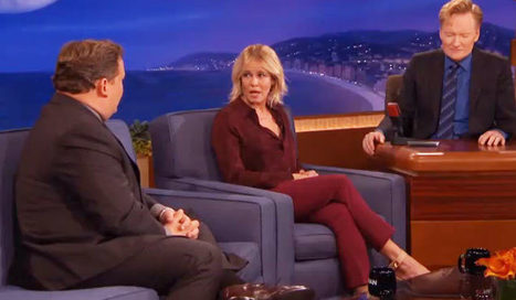 Andy Richter Puts Chelsea Handler in Her Place | DailyVideosTV | Scoop.it
