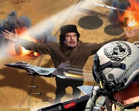 How Will History Judge Gaddafi? #Libya #Gaddafi #NATO #Oil #Gold #Rothschild #Obama | Saif al Islam | Scoop.it
