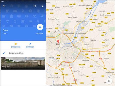 Comment gérer ses favoris sur Google Maps ? | Geeks | Scoop.it