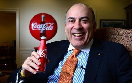 Coca-Cola CEO Muhtar Kent put on the spot with declining soda sales | Business Analysis & Project Management | Scoop.it