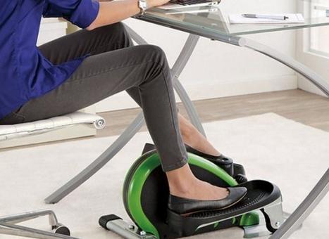 Le vélo de bureau, c'est bon pour la santé! | T3 - Santé, sport, alimentation | Scoop.it