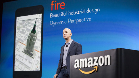 Amazon's Phone: It's Not About the Phone, Really | The Internet of Things | Scoop.it
