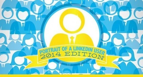 Who is the Typical LinkedIn User in 2014? | LinkedIn | Scoop.it