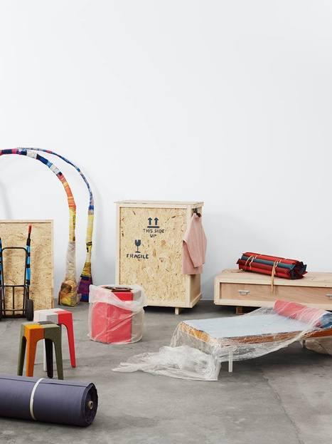 Divina Exhibition by Kvadrat @ Arcade, un'esposizione che coinvolge 22 designer per celebrare il tessuto Divina disegnato da Finn Skodt. | Salone del mobile 2014 | Scoop.it