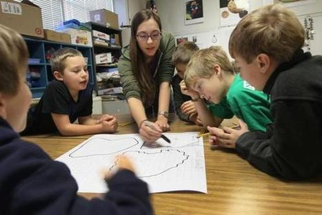 Olin students offer classes for local kids - Boston Globe | Engineering | Scoop.it