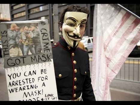 Anonymous' Secret Presence In The U.S. Army | Anonymous Canada International news | Scoop.it
