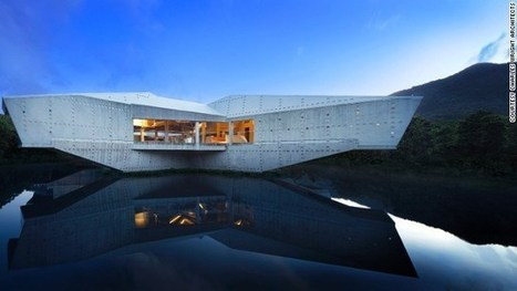 Spectacular buildings from Singapore's World Architecture Festival | ihsangamerz | Scoop.it