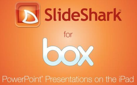 Brainshark: SlideShark for Box Intro | Leadership Think Tank | Scoop.it