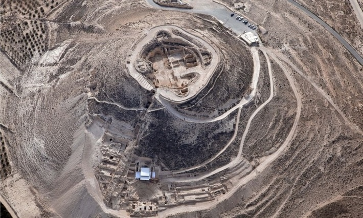 Archaeologists unearth royal entry complex at Herodian Hilltop Palace | Heritage Daily | Kiosque du monde : Asie | Scoop.it