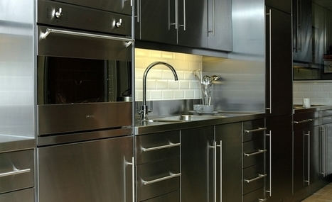Mapple Stainless Processing - Blog: Ensure traditional home interior with stainless steel work | Stainless Steel Sheets Manufacturer | Scoop.it