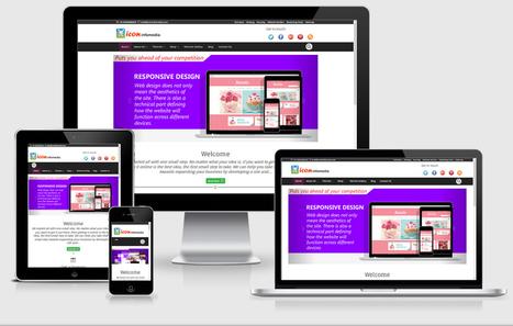 Benefits of a Responsive Web Design - Iconinfomedia   web design   Scoop.it