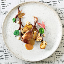 A History of How Food Is Plated, from Medieval Bread Bowls to Noma: BA Daily | On the Plate | Scoop.it