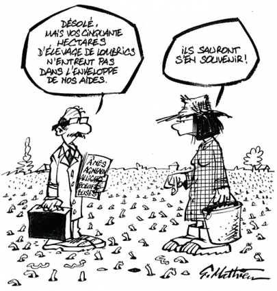 Agrapresse Hebdo | kiosque test | Scoop.it