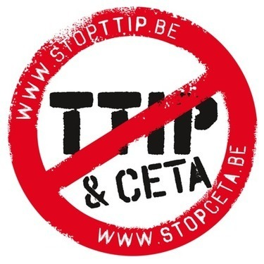 STOP CETA _Europe Patriot Act instead !! | You are what you eat! | Scoop.it