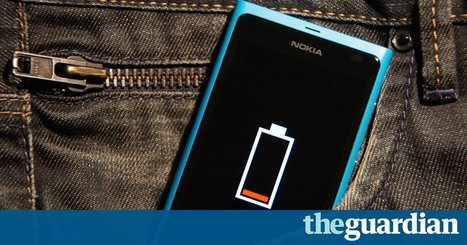 Your battery status is being used to track you online | Security & Hacktivism | Scoop.it
