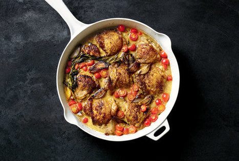 Rishia Zimmern's Chicken With Shallots Recipe | good looking recipes | Scoop.it