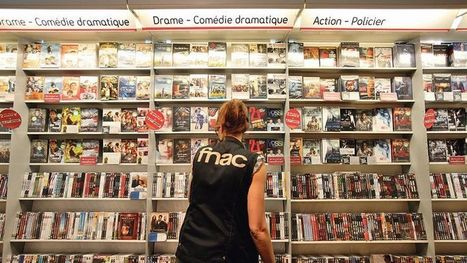 Fnac : introduction en Bourse à risque - Le Figaro | Maxime R. | Scoop.it
