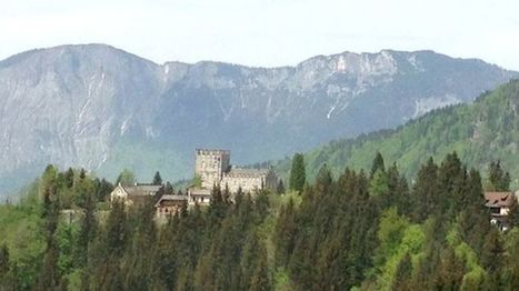 The Austrian castle where Nazis lost to German-US force - BBC News | World at War | Scoop.it