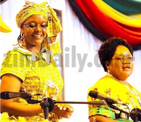 A letter to Amai Mujuru and Grace Mugabe | NGOs in Human Rights, Peace and Development | Scoop.it