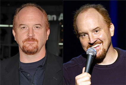 Louis C.K. (Irish, Mexican, Hungarian Jewish) [American/Mexican] | Mixed American Life | Scoop.it