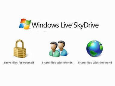 3 nubes de almacenamiento online 100% gratis | Enllaços MIC | Scoop.it