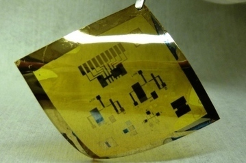 Flexible electronics breakthrough claimed | READ WHAT I READ | Scoop.it