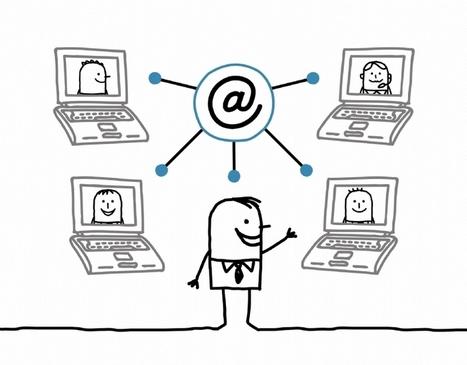 80% des internautes inscrits à un réseau social | Relations publiques et marketing | Scoop.it