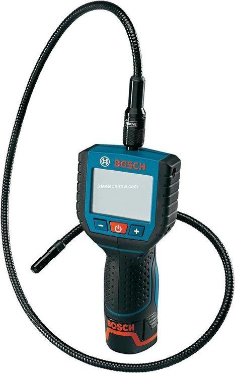 Professional Inspection Camera, Bosch Digital GOS 10.8 V-Li Kit Tools Supply- Steelsparrow. | Measurig Instruments_vernierCalipers | Scoop.it