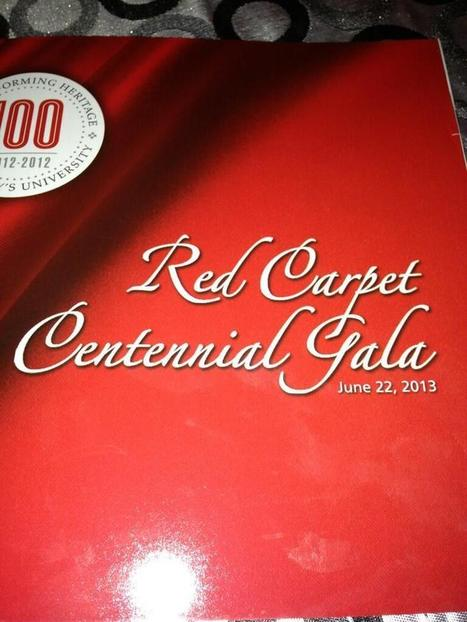 Twitter / CoachGMO: Centennial Gala with ... | #smumn100 | Scoop.it