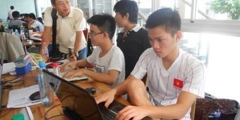 Vietnam's first ever two-city Mobile Hackathon | Vietnam ICT start-up | Scoop.it