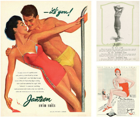 Dive Into Portland's Swimsuit History - Portland Monthly | Fashion and culture | Scoop.it