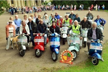 Cheltenham Vespa Club | Vespa Stories | Scoop.it