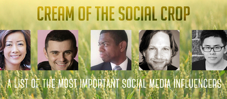 Cream of the Social Crop: A List Social Media Influencers to follow on Twitter | Increase Telemarketing Efficiency with Auto-Dialers | Scoop.it