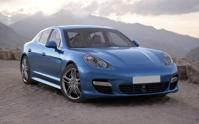 Porsche Panamera voiture 3D | 3D Library | Scoop.it