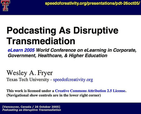 Moving at the Speed of Creativity - Beautiful Transmediation Example: How To Be Alone   Transmediation   Scoop.it