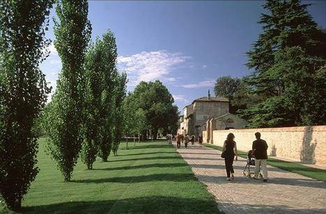 Abbadia Di Fiastra: a peaceful place in Le Marche   Hideaway Le Marche   Scoop.it