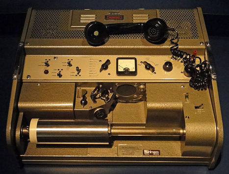 How the US (probably) spied on European allies' encrypted faxes | Gentlemachines | Scoop.it