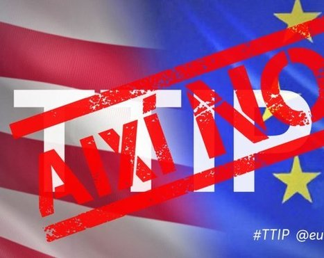 AIXÍ NO! Els i les socialistes catalans davant el tractat comercial i d'inversió entre la Unió Europea i els EUA (TTIP) | Diari de Miquel Iceta | Scoop.it