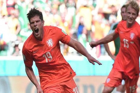World Cup: Netherlands Beats Mexico - Share on Meebal.com | Worldwide News | Scoop.it
