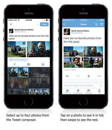 Des photos toujours plus intéractives | Twitter Blogs | Tout sur les réseaux sociaux | Scoop.it
