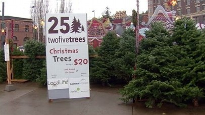 Crimes Against Christmas: Grinchy Woman 'Steals' Trees, Sells Them, Pockets Cash   READ WHAT I READ   Scoop.it