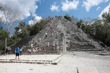 La péninsule du Yucatan de pyramide en pyramide. | carnet de voyage | Scoop.it