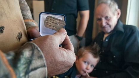 American soldier's WWII dog tag found in Italy finds way back to New Mexico - Fox News | World at War | Scoop.it