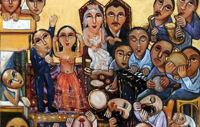 Peinture : La symbolique du sacré   Égypt-actus   Scoop.it
